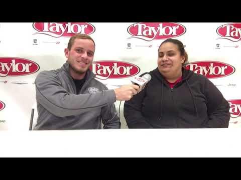 Testimonial Review by Cristina: 2018 Jeep Cherokee at Taylor ...