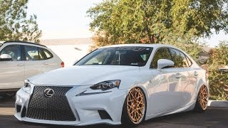 Lexus IS250 ECU Flash and Dyno Test by VRTuned