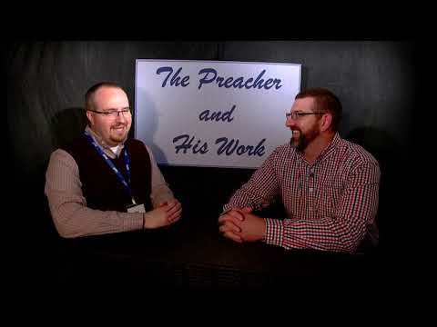Preacher and His Work - PTP Edition - Ben Phillips