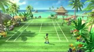 Megarom presents Racket Sports!