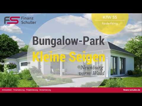 Neubau: Bungalowpark Kleine Seigen Neunburg vorm Wald