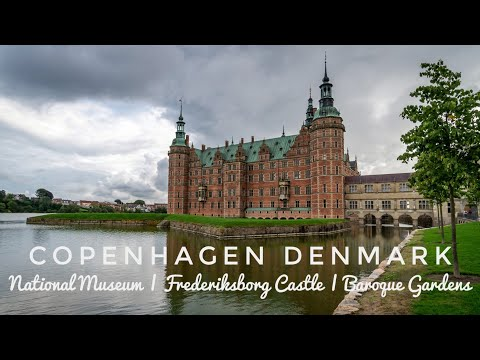 Copenhagen Part 5 - National Museum of Denmark | Frederiksborg Palace | Baroque Gardens