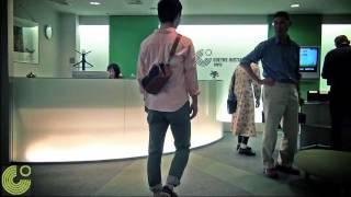Willkommen am Goethe-Institut Tokyo「ドイツ文化センターへようこそ」