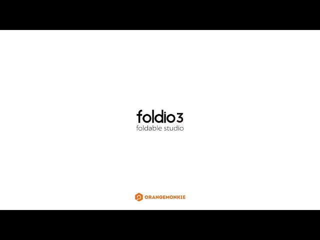 Foldio Video Thumbnail