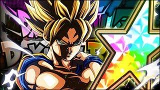 HOW GOOD IS RAINBOW TEQ LR GOKU ON LR SSJ4 GOKU'S CATEGORY TEAM? (DBZ: Dokkan Battle) thumbnail