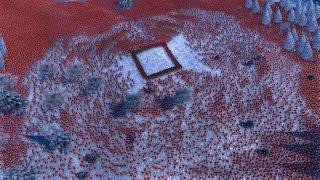 300 SPARTANS vs 60.000 SANTA CLAUS - Ultimate Epic Battle Simulator