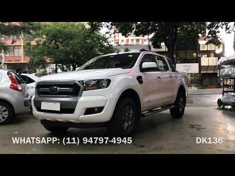 Ford Ranger 2019 com Acessórios instalados - Ford Ranger 2019 Personalizada - Dk136 Acessórios