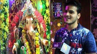 "Arvind Akela "" Kallu"" पहली बार आये गणपति बाप्पा कल्लू के घर Celebrating Ganesh Chaturthi"
