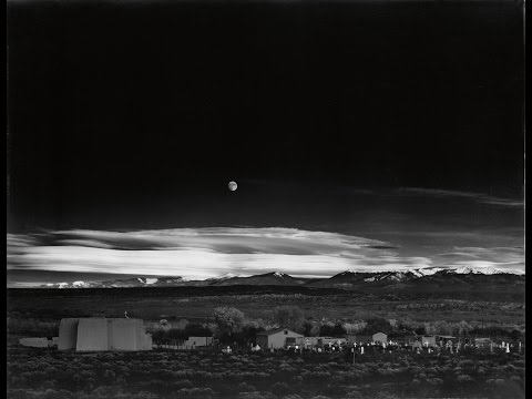 "The Story Behind Ansel Adams's ""Moonrise, Hernandez, New Mexico"""