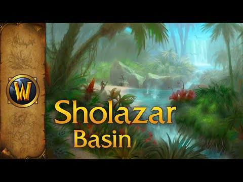 World of Warcraft - Music & Ambience - Sholazar Basin
