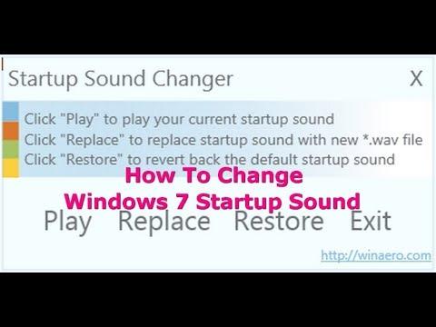 windows 7 startup sound location