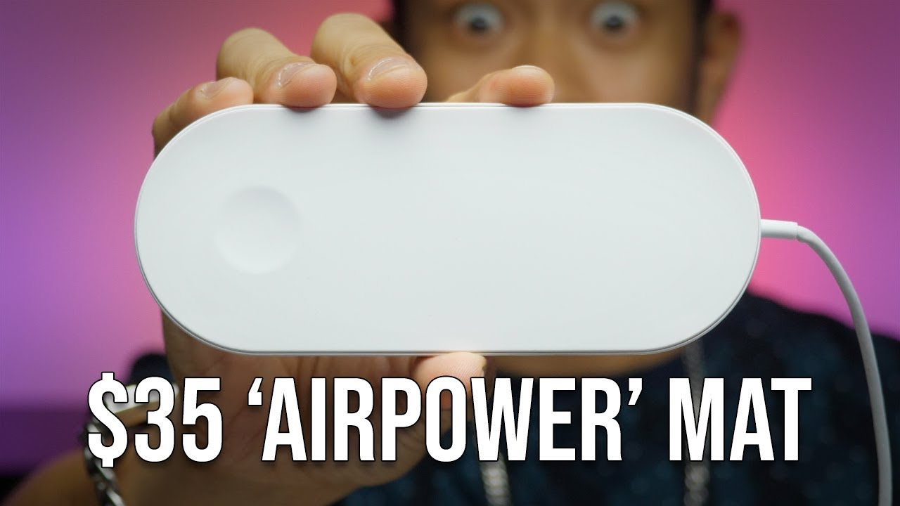 The $35 'AirPower'   from China