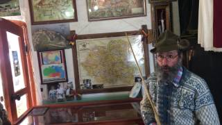 Урок истории Трансильвании в исполнении дяди из замка Râșnov