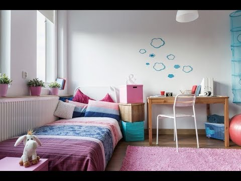 Bedroom Teen Girl Decorating Trends 2018: 20 Fascinating