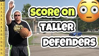 5 Basketball Moves To Score On Taller Defenders In Basketball