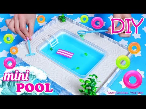 Thumbnail: How To Make A Miniature Swimming Pool Zen Garden – DIY Stress-Relieving Desk Decoration