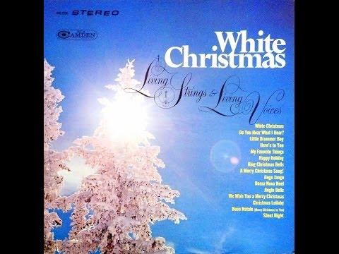 Living Strings & Living Voices - CHRISTMAS MEDLEY (Bossa Nova Noel)  (1968)