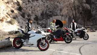 2014 Super Middleweight Sportbike Shootout