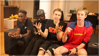 THE REMATCH OF 'BROTHER' FIFA! With Tobi, Manny & Cal