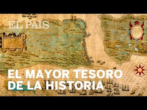 El mayor mapa del tesoro de la historia