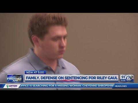 Family, defense on Riley Gaul sentencing