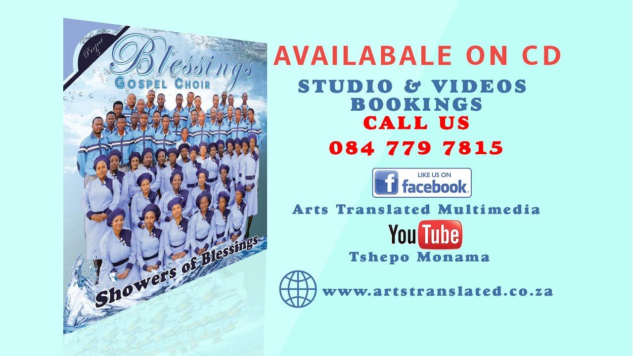 Showers of Blessings by BLESSINGS GOSPEL CHOIR - YouTube