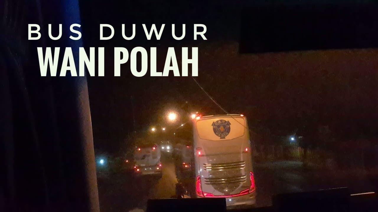 Goyang kanan kiri || Konvoi Bus SDD 02 dan 05 Putera Mulya #1