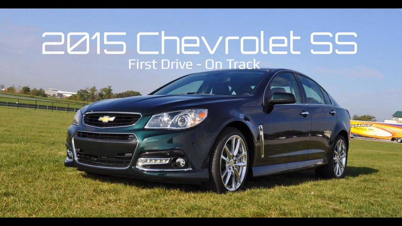 Coupe 2015 chevy ss coupe : 2015 Chevrolet SS - HD Track Drive Review - YouTube