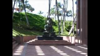 Anandaloke Mangalaloke - Children (Chorus) With Hawaii Pics.