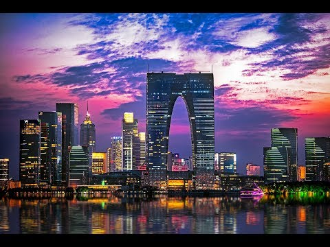 Top 10 Tallest Buildings In Suzhou China 2019/Top 10 Rascacielos Más Altos De Suzhou China 2019