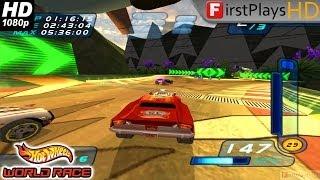 Hot Wheels World Race - PC Gameplay 1080p