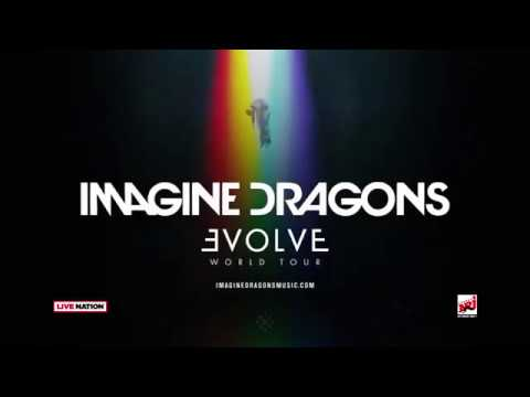 IMAGINE DRAGONS - 26 APRIL 2018 - ERICSSON GLOBE