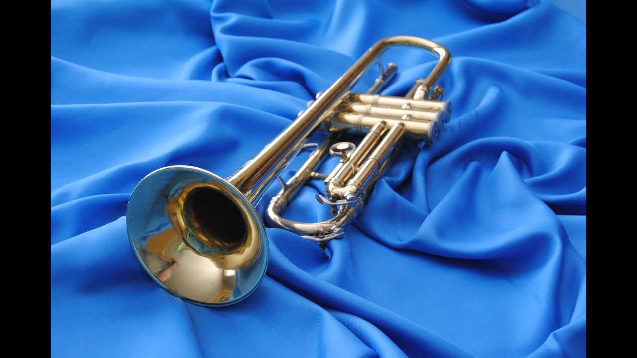 Review: Vintage Blessing Artist Bb Trumpet, 1957 - YouTube
