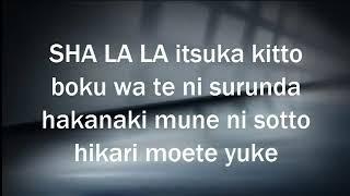 Lirik Lagu SHALA LA LA NARUTO