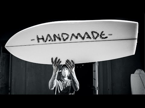 HANDMADE | A Tribute To DIY Shaping feat. the World's Best Surfer/Shapers | SURFER