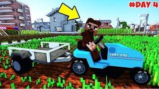 FAKİR TARLADA ÇALIŞIYOR  😱 - Minecraft
