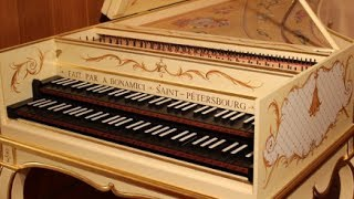 Bach - Concerto for 3 harpsichords and strings in D minor, BWV 1063