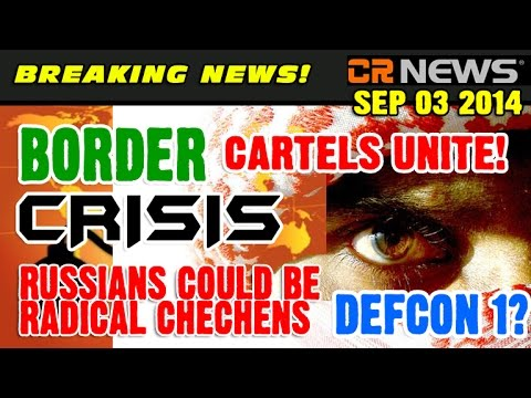 BORDER CRISIS, NARCO SUMMIT, ISIS, DEFCON I, MISSING AIRLINERS