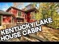 LAKE CUMBERLAND HOUSE KENTUCKY LAKE HOUSE FOR SALE