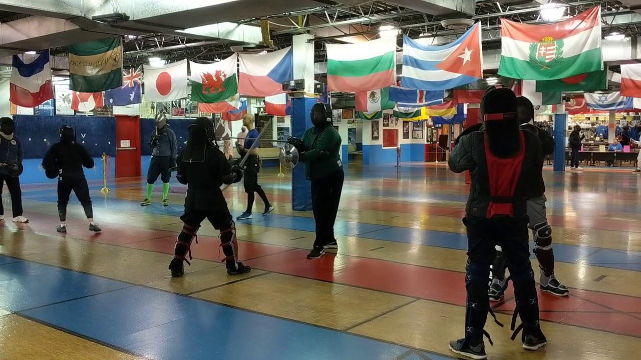 Historical Swordsmanship — Virginia Academy of Fencing