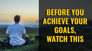 The Hidden Cost Of Achieving Your Goal - Mastering Relationship & Connection
