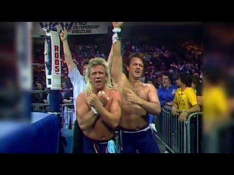 The Rock 'n' Roll Express: WWE Hall of Fame 2017 inductee