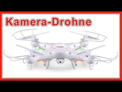 quadrocopter mit kamera syma x5c ferngesteuerte drohne. Black Bedroom Furniture Sets. Home Design Ideas