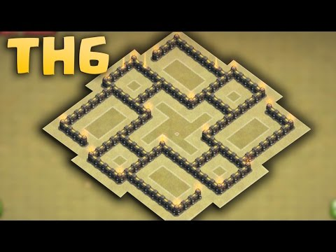Undefeated Coc Th 6 Base 2