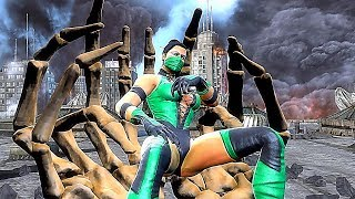 Jade (MK3) Performs All Character Intros & Victory Celebrations MK9 PC