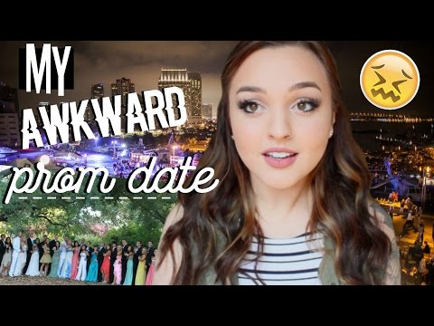 MY AWKWARD HIGH SCHOOL PROM EXPERIENCE | STORY TIME