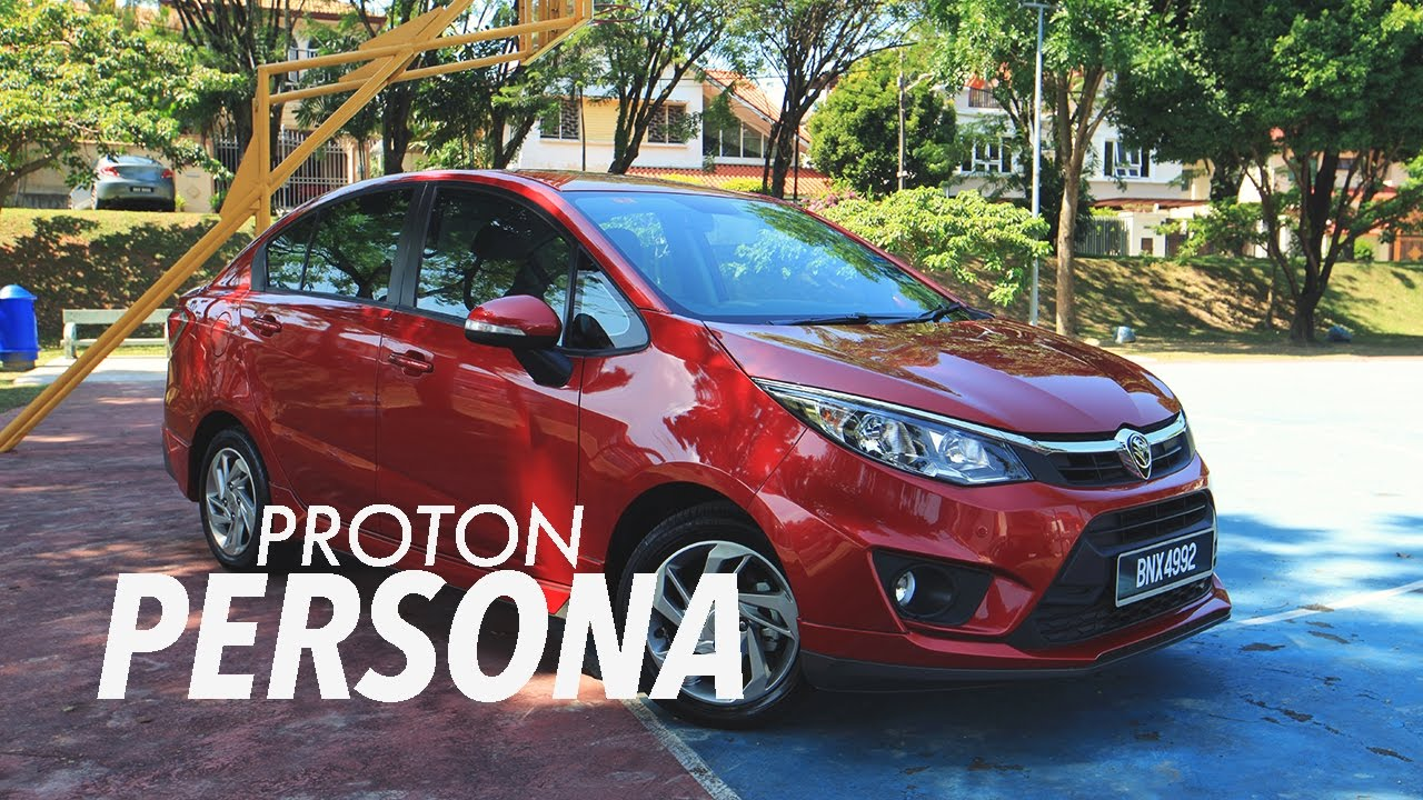 2017 Proton Persona Review with Roda Pusing