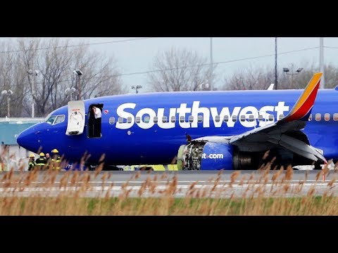 Woman Nearly Sucked Out Of Jet During Southwest Airlines Flight | Emergency Landing In Philadelphia
