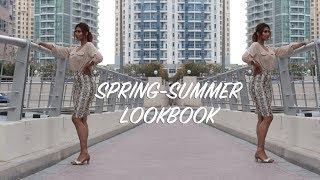 SPRING SUMMER LOOKBOOK | AFFORDABLE LOOKBOOK FOR SUMMER | Bosslady Shruti