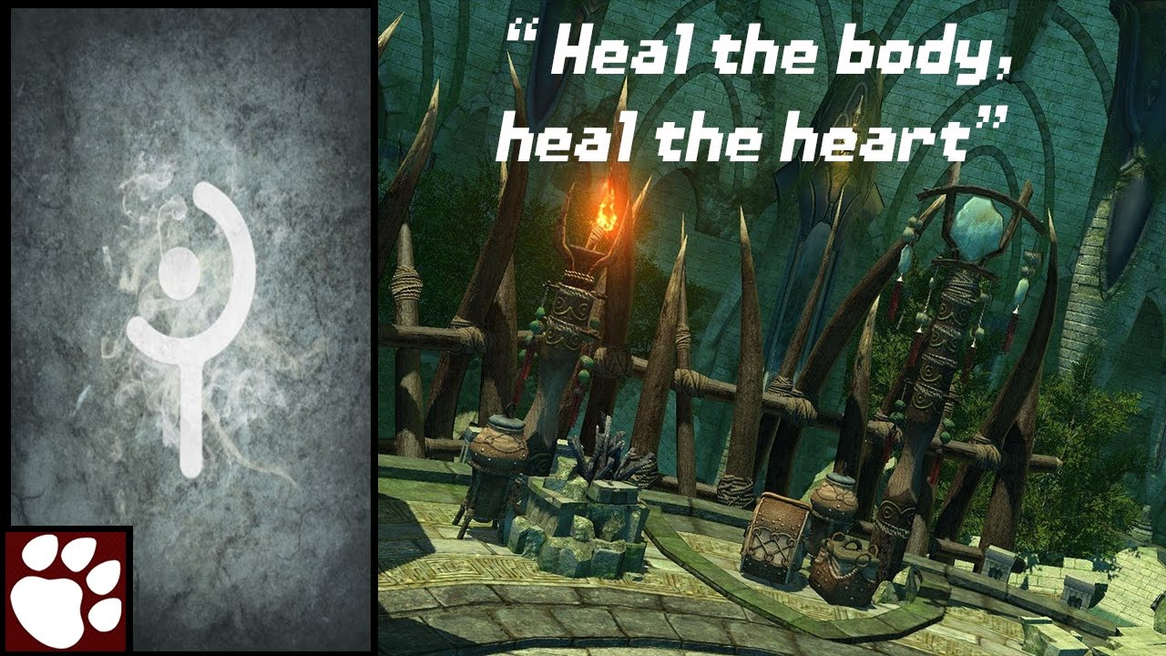 Download FFXIV: HS - Healing Series for White Mages! (Ep. 13 - The Wanderer's Palace)